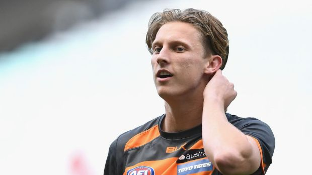 Article image for Lachie Whitfield signs contract extension