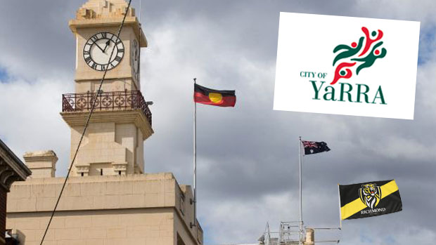 Article image for City Of Yarra to debate whether it will allow Richmond Tigers flag to be flown at town hall