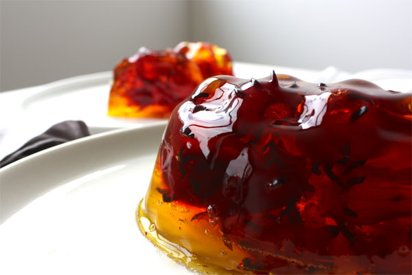 Article image for Lynton Tapp's recipe for Rosella Prosecco Jelly