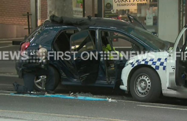 Article image for Man charged over horrifying Bourke Street incident