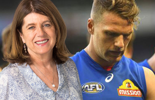 Article image for Caroline Wilson responds to 'horrible' Jake Stringer story and what it means