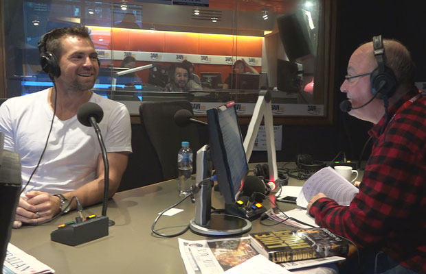 Article image for 'I'm surprised you're talking to me!'   Luke Hodge joins Ross and John
