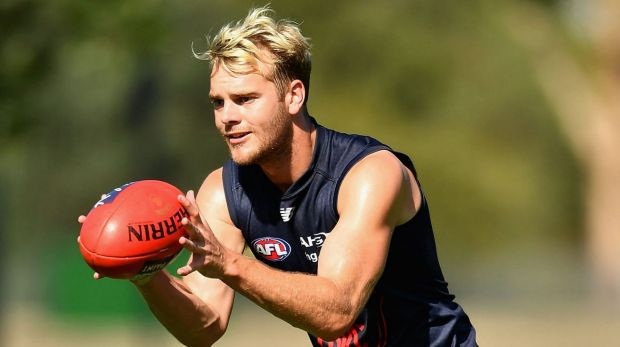 Article image for Jack Watts and Melbourne set for trade period stand-off