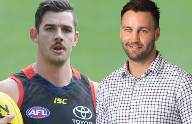 Article image for Jimmy Bartel defends his criticism of Taylor Walker, rejects suggestions of bias against Adelaide