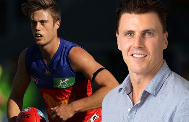 Article image for Matthew Lloyd and the club who should 'take the risk' by coughing up high pick for Josh Schache