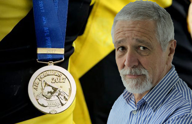 Article image for Neil Mitchell says medal scandal 'too important' to drop, calls on AFL to get involved