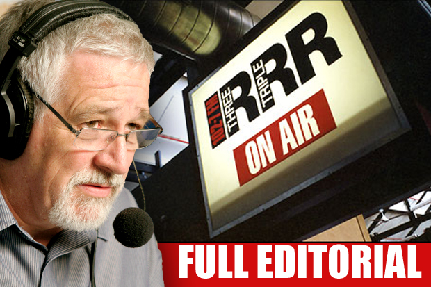 Article image for Neil Mitchell slams RRR's secret ban of the Anglican Church
