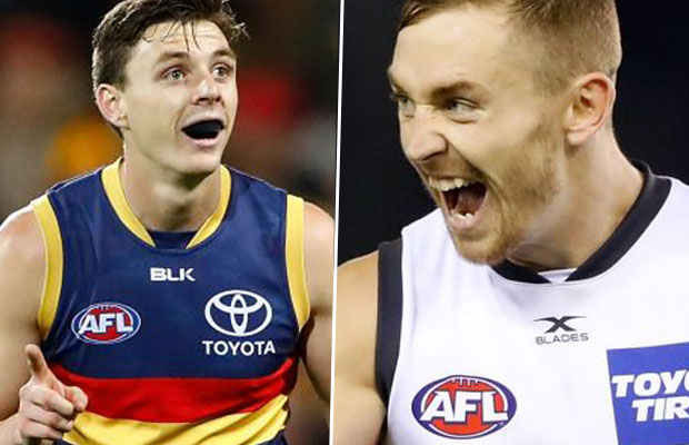 Article image for Jake Lever deal done, Devon Smith joins Essendon