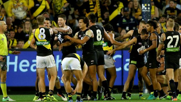 Article image for The Carlton v Richmond season-opener is here to stay