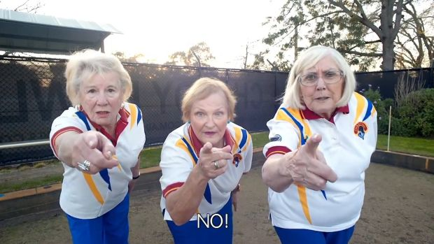 Article image for Chadstone Bowls Club ladies ramp up the fight to save their club