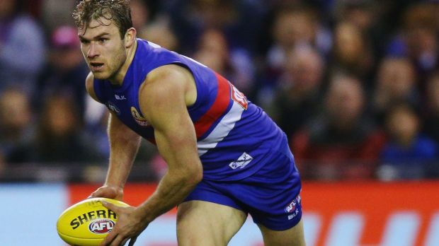 Article image for Bulldogs lose another forward as Crameri is delisted
