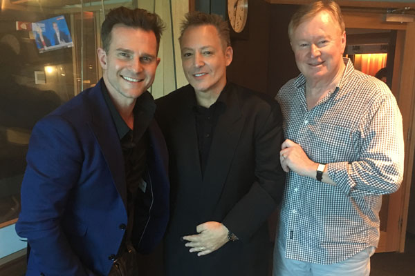 Article image for David, Denis and Dodd discuss the new show Dream Lover – The Bobby Darin Musical