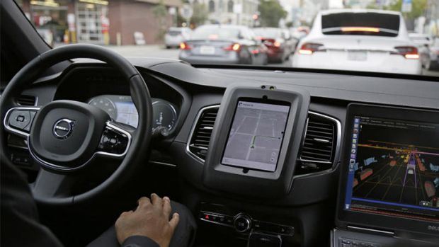 Article image for Should drunks be allowed to 'drive' autonomous cars?
