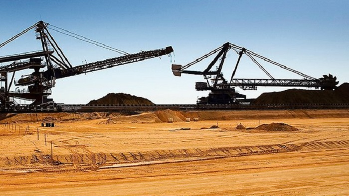 Fortescue to meet its iron ore output