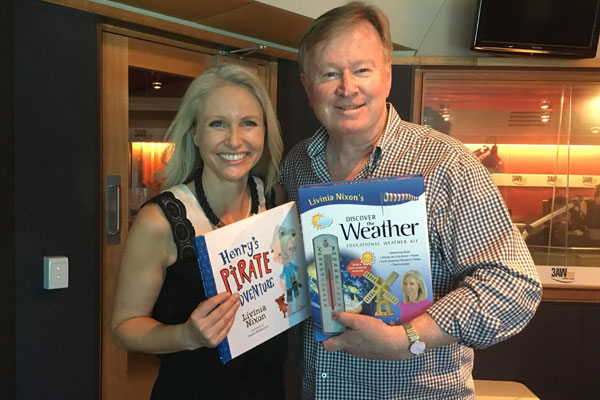Article image for Livinia Nixon chats to Denis Walter about her new venture