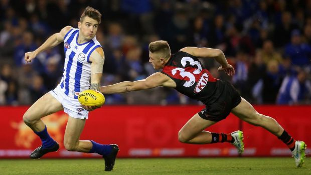 Article image for Aaron Mullett responds to being named the No.1 delisted free agent option