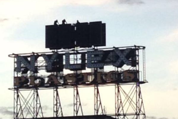 Article image for Rumour File: Why are people on the Nylex sign?