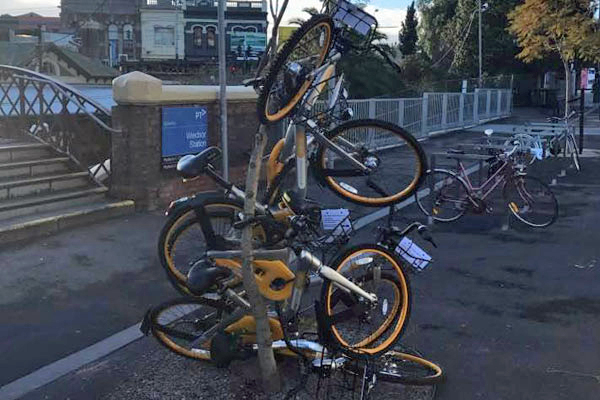 Article image for Melbourne trying for ANOTHER bike scheme — with a difference