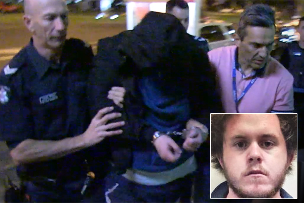 Article image for Seb Kennett arrested, charged over alleged Oakleigh hit-run