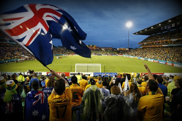 Article image for Tom Elliott: Why aren't the Socceroos boycotting Syria?