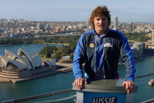 "Article image for Tom Elliott labels new Australian tourism ad ""cliche"""