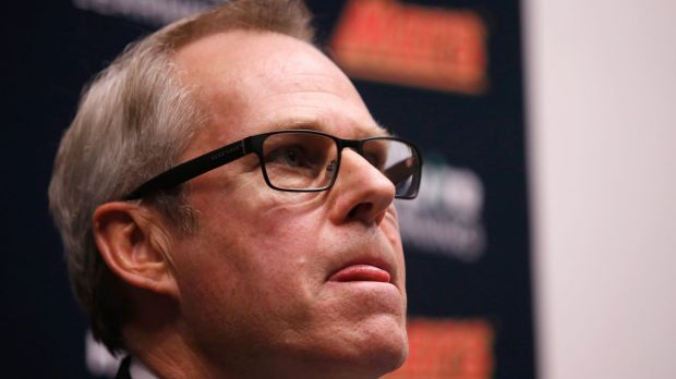 Article image for Carlton chief executive quits, Blues confirm