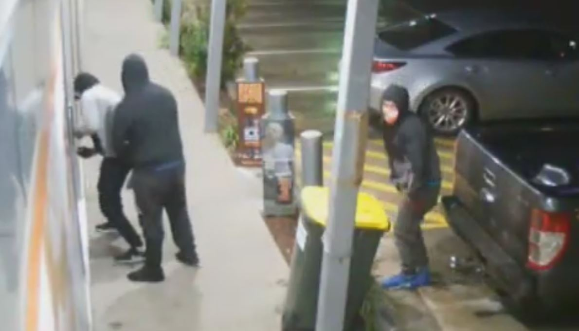 Article image for Thieves ransack supermarket in Melbourne's outer-west