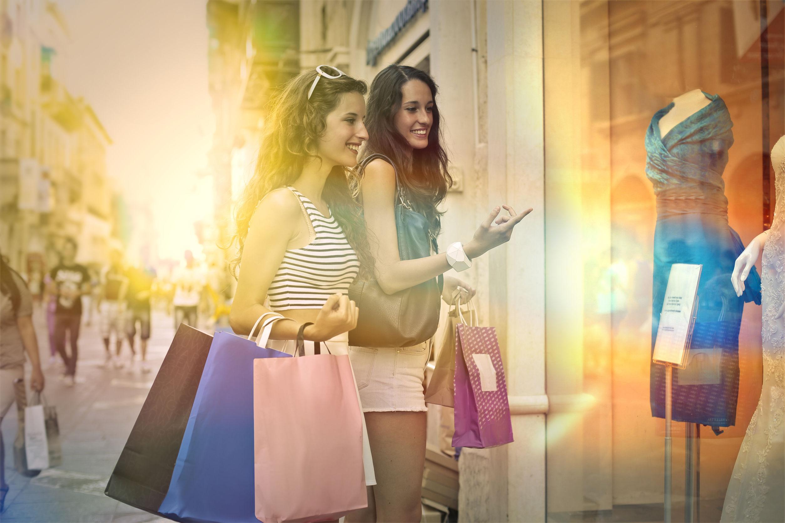 Retail sales flat