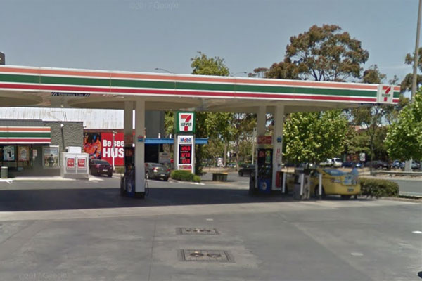 Article image for Ute stolen as driver pays for petrol in Melbourne's southeast