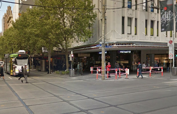 Article image for CBD jewellery store robbed in brazen fashion
