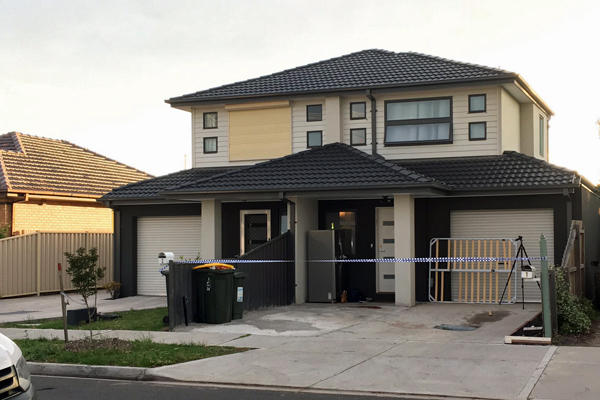 Article image for Woman shot dead in Melbourne's west