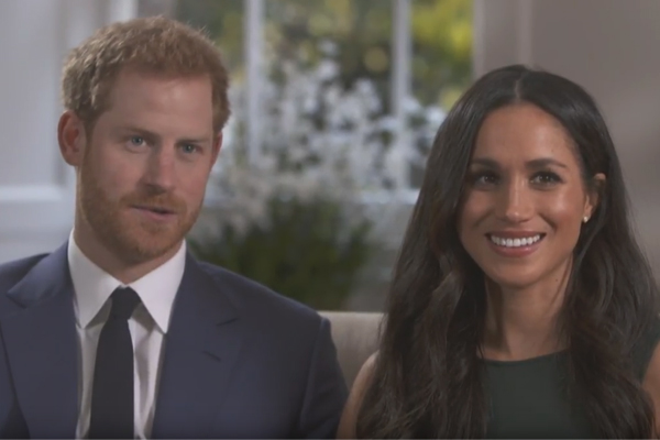 Article image for Royal engagement: How Harry popped the question to Meghan