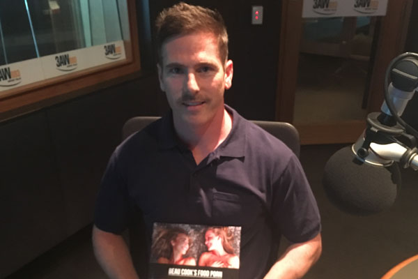 Article image for Meet the chef: Beau Cook joins Denis to talk about his new recipe book and Masterchef