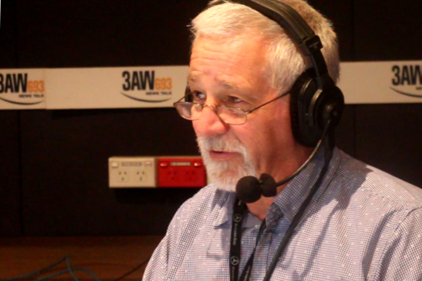 """Article image for """"That's sickening"""": Neil Mitchell slams state government for using flu deaths to talk politics"""