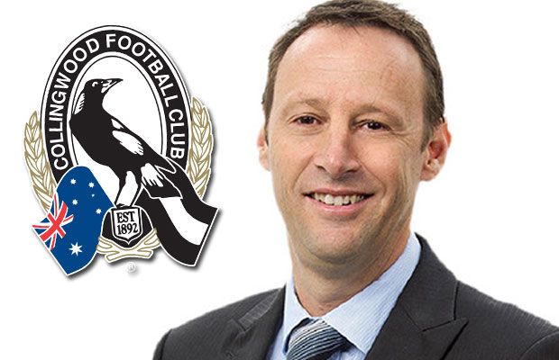 Article image for Collingwood appoints new CEO