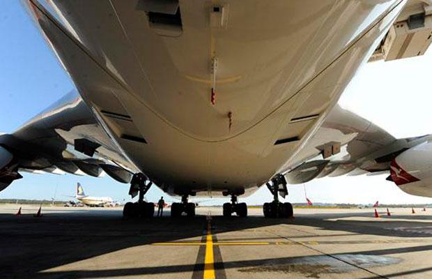 Article image for Selfish plane passenger forces massive flight delay