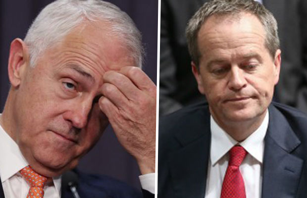 Article image for Neil Mitchell slams 'farcical' state of politics in Australia