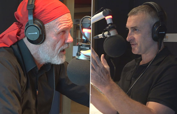 Article image for Peter FitzSimons and Tom Elliott debate the merits of a republic