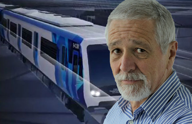 Article image for Why Neil Mitchell is questioning the latest airport rail proposal