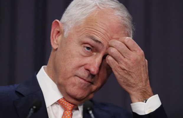 Article image for Malcolm Turnbull 'finished' as PM, says Neil Mitchell