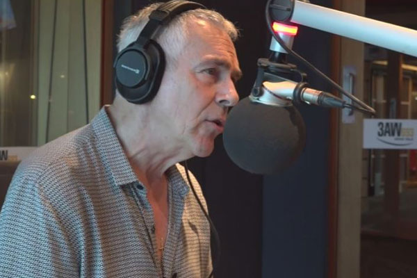 Article image for Beeb Birtles opens up about his memoir, career and moving to Nashville