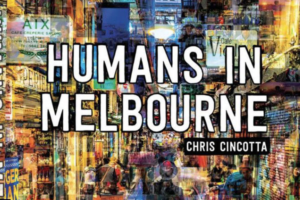Article image for Telling the stories of humans in Melbourne