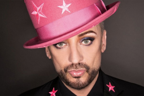 Article image for Rumour confirmed: Boy George a gentleman on long haul flight