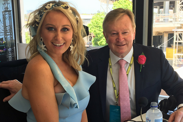 Article image for Denis Walter LIVE at Flemington!