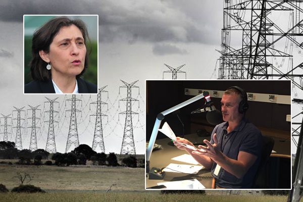 Article image for 'Not convinced': Tom Elliott on Andrews Government power bill rebates