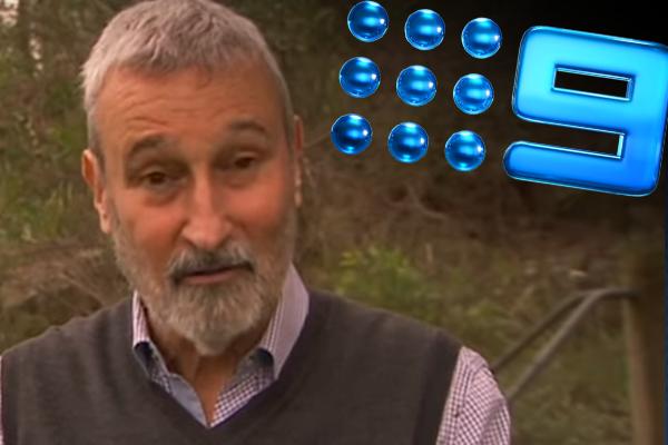 Article image for Burke bombshell: How TV star kept Channel Nine in the dark