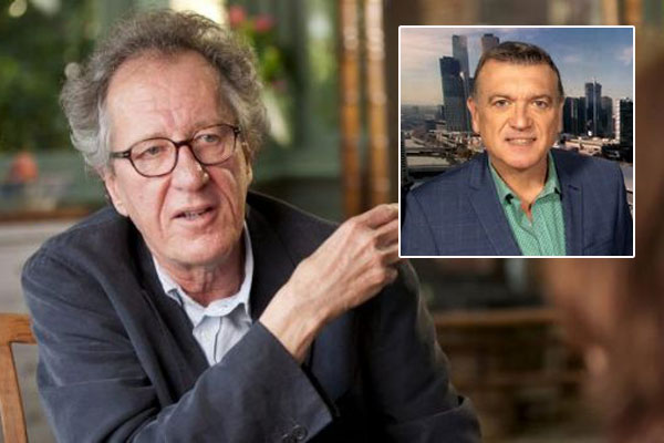 Article image for Pete Ford: Geoffrey Rush story is 'just one totally vague complaint'
