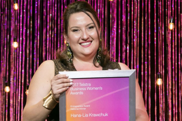 Article image for Be 'That' Business: Telstra Business Women's Awards 2017