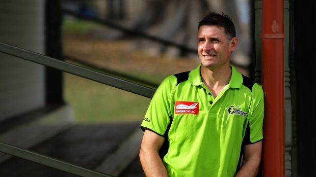 "Article image for Hussey hails ""freak"" Australian skipper"