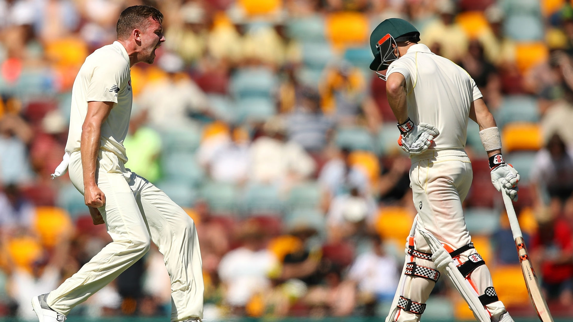 """Article image for How England """"executed their plans"""" on Australia's batsmen"""